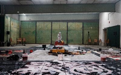 交 jiāo 003: Videodokumentation: Ephemeral Ritual
