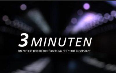 """""""3 Minuten"""" mit …."""